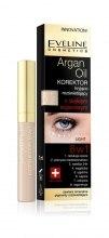 Kup Korektor kryjąco-rozświetlający 8 w 1 z olejem arganowym - Eveline Cosmetics Argan Oil