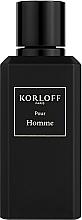 Kup Korloff Paris Pour Homme - Woda perfumowana