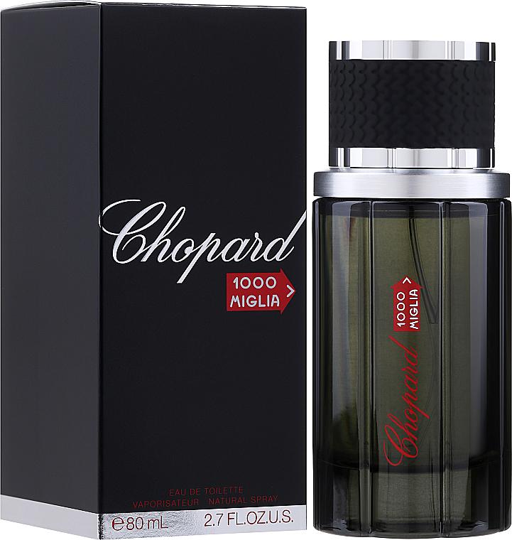 PRZECENA! Chopard 1000 Miglia - Woda toaletowa * — фото N2