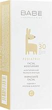 Kup Nawilżający krem do twarzy dla dzieci SPF 30 - Babe Laboratorios Facial Moisturizer SPF 30