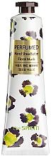 Kup Perfumowany krem do rąk Piżmo - The Saem Perfumed Floral Musk Hand Shea Butter