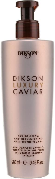 Rewitalizująca odżywka nabłyszczająca - Dikson Luxury Caviar Revitalizing and Replenishing Conditioner
