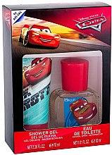 Kup Disney Cars - Zestaw (edt 30 ml + sh/gel 70 ml)