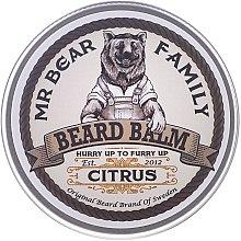Kup Balsam do brody - Mr. Bear Family Beard Balm Citrus