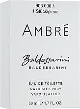 Baldessarini Ambré - Woda toaletowa — фото N3