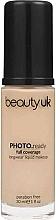 Kup Kryjący podkład do twarzy - Beauty UK Photo Ready Foundation