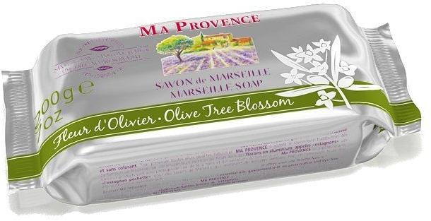 Mydło w kostce Oliwka - Ma Provence Marseille Soap