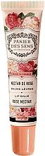 Kup Balsam do ust Róża - Panier des Sens Lip Balm Shea Butter Rose Nectar