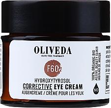 Kup Krem pod oczy - Oliveda F60 Augencreme Hydroxytyrosol Corrective Eye Cream