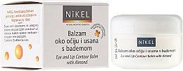Kup Balsam do skóry wokół oczu i ust z migdałem - Nikel Eye And Lip Contour Balm With Almond