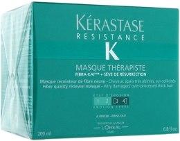 Kup Odbudowująca maska do włosów bardzo zniszczonych - Kérastase Résistance Masque Thérapiste 3–4