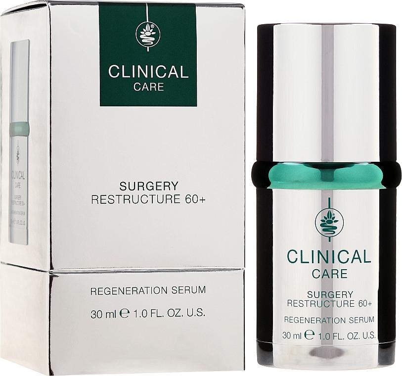 Regenerujące serum do twarzy 60+ - Klapp Clinical Care Surgery Regeneration — фото N1