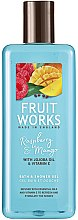 Kup Żel do kąpieli i pod prysznic Malina i mango - Grace Cole Fruit Works Raspberry & Mango