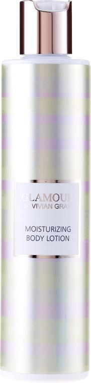 Nawilżający balsam do ciała - Vivian Gray Glamour Gold Body Lotion — фото N1