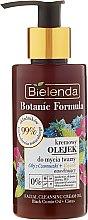 Kup Nawilżający kremowy olejek do mycia twarzy Olej z czarnuszki + czystek - Bielenda Botanic Formula