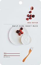 Kup Odżywcza maska na tkaninie z masłem shea - Eunyul Daily Care Sheet Mask Shea Butter