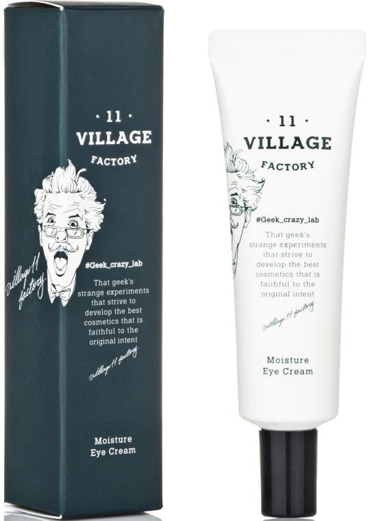 Nawilżający krem do skóry wokół oczu - Village 11 Factory Moisture Eye Cream — фото N1
