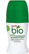 Kup Naturalny dezodorant w kulce - Byly Bio Natural 0% Deo Roll-On