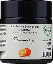 Kup Świeca do aromaterapii, Pomarańcza - The Secret Soap Store Aromatherapy Candle Orange