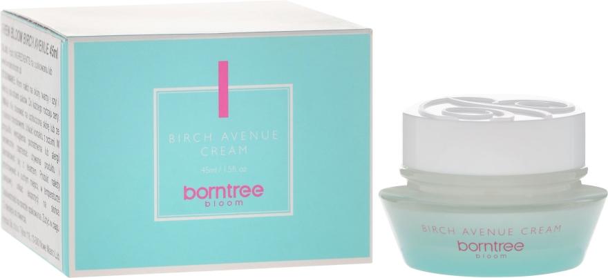Wygładzający krem odżywczy do twarzy - Borntree Bloom Birch Avenue Cream — фото N1