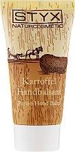 Kup Nawilżający balsam ziemniaczany do rąk - Styx Naturcosmetic Potato Hand Balm