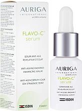 Kup Rozświetlające serum przeciwzmarszczkowe - Auriga Flavo-C Anti-Ageing Care Serum