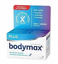 Kup Suplement diety przywracający energię i poprawiający samopoczucie - Bodymax Plus Energy and Daily Strength