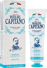 Kup Pasta do zębów dla palaczy - Pasta Del Capitano Smokers Toothpaste