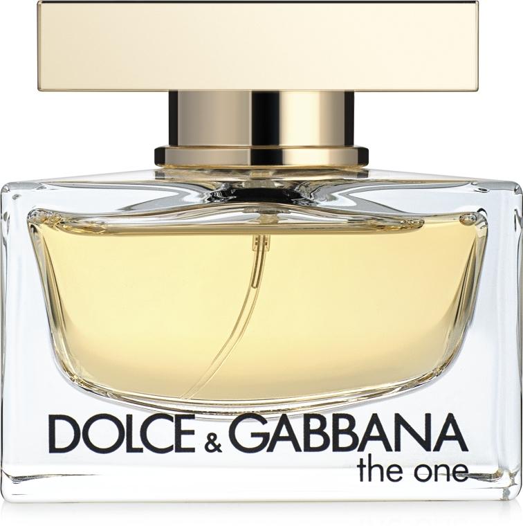 Dolce & Gabbana The One - Woda perfumowana