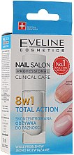 Kup Skoncentrowana odżywka do paznokci 8 w 1 - Eveline Cosmetics Nail Salon Clinical Care 8 in 1