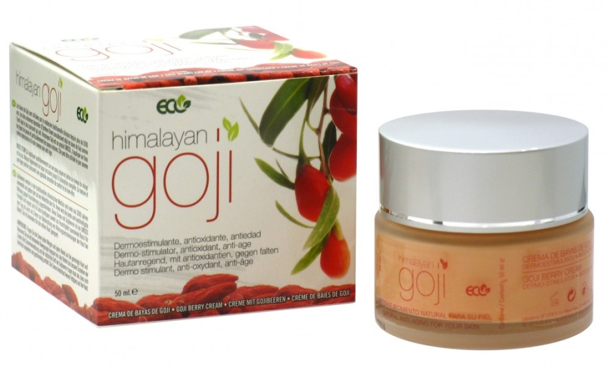 Diet Esthetic Himalayan Goji Cream - Krem do twarzy..
