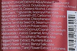 Krem do ciała - Elemis Frangipani Monoi Body Cream — фото N3