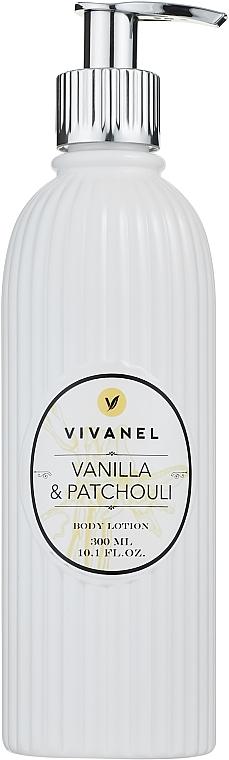 Vivian Gray Vivanel Vanilla & Patchouli - Mleczko do ciała — фото N1