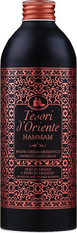 Tesori d`Oriente Hammam - Perfumowany żel pod prysznic