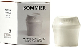 Kup Uchwyt na szczoteczkę do zębów, biały - NaturBrush Sommier Toothbrush Holder