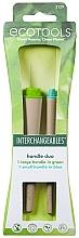 Kup Zestaw trzonków do pędzli do makijażu - EcoTools Interchangeables Handle Duo