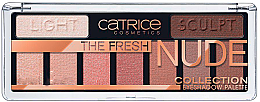 Kup Paletka cieni do powiek - Catrice The Fresh Nude Collection Eyeshadow Palette