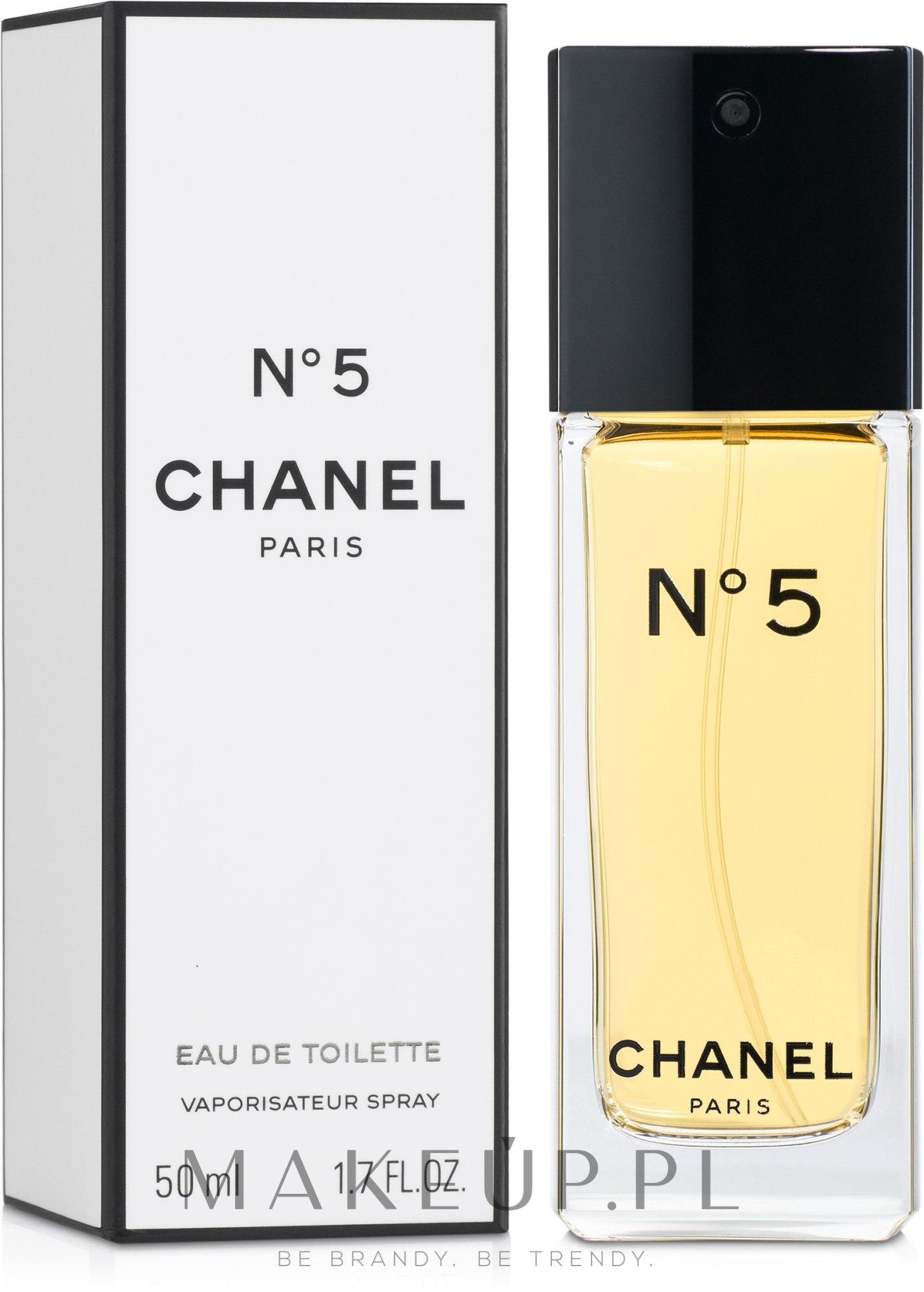 Chanel N°5 - Woda toaletowa — фото 50 ml