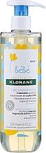 Kup Delikatny żel oczyszczający dla dzieci - Klorane Bebe Gentle Cleansing Gel Soothing Calendula