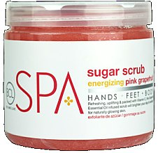 Kup Peeling do ciała - BCL Spa Energizing Pink Grapefruit Rice Scrub