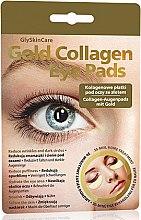 Kup Kolagenowe płatki pod oczy ze złotem - GlySkinCare Gold Collagen Eye Pads