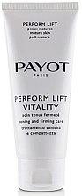 Kup Krem ujędrniająco-tonujący do twarzy - Payot Perform Lift Vitality Salon Size