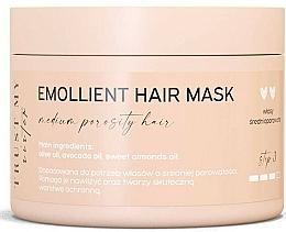 Kup Emolientowa maska do włosów średnioporowatych - Trust My Sister Medium Porosity Hair Emollient Mask