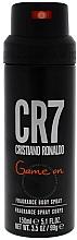 Kup Cristiano Ronaldo CR7 Game On - Dezodorant w sprayu dla mężczyzn