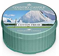 Kup Podgrzewacz zapachowy - Country Candle Cotton Fresh Daylight