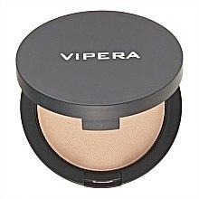Kup Prasowany puder rozświetlający do twarzy z lusterkiem - Vipera Face Powder