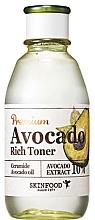 Kup Tonik z olejkiem z awokado - Skinfood Premium Avocado Rich Toner