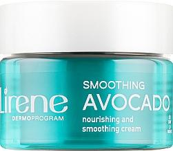 Kup Uelastyczniający krem do twarzy Odmładzający olej z awokado - Lirene Moisture and Nourishment Cream
