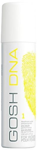 Antyperspirant-dezodorant w sprayu - Gosh DNA For Women 1