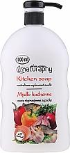 Kup Kuchenne mydło w płynie do rąk usuwające nieprzyjemne zapachy - Bluxcosmetics Naturaphy Hand Soap